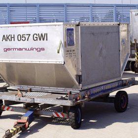 Tìm hiểu về các loại ULD trong vận tải hàng không